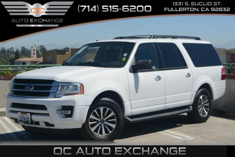 2015 Ford Expedition El Xlt Oc Auto Exchange