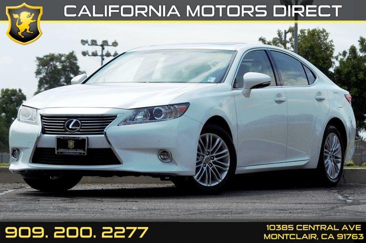 2014 lexus es 350 extended warranty