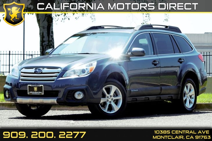 Sold 2014 Subaru Outback 25i Limited In Montclair
