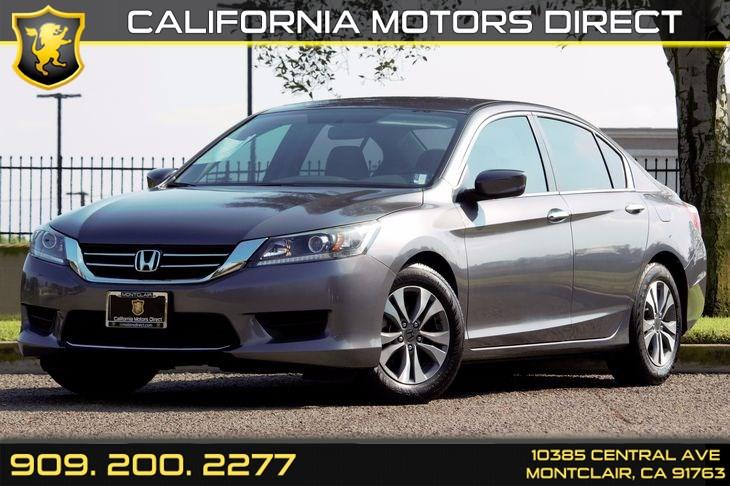 Sold Honda Accord Sedan LX In Montclair - 2014 honda accord lx invoice price