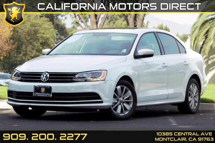 Used 2015 Volkswagen Jetta Sedan TDI SE in Montclair