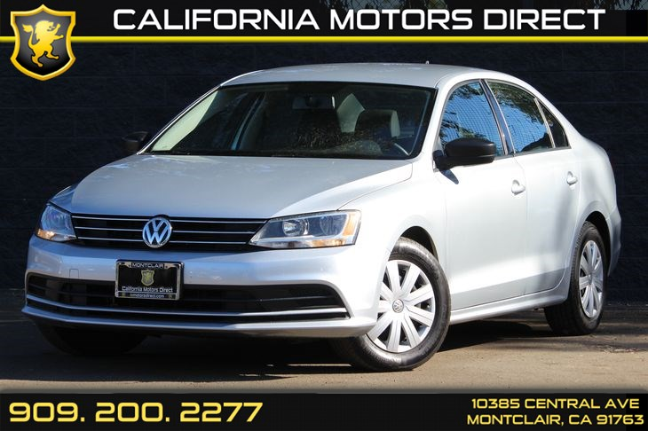 Used 2015 Volkswagen Jetta Sedan S in Montclair