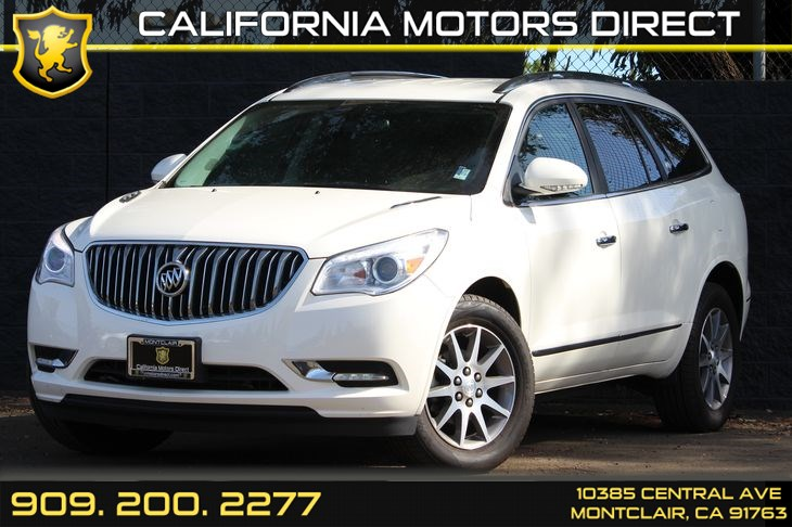 Sold Buick Enclave Leather In Montclair - Buick enclave invoice price
