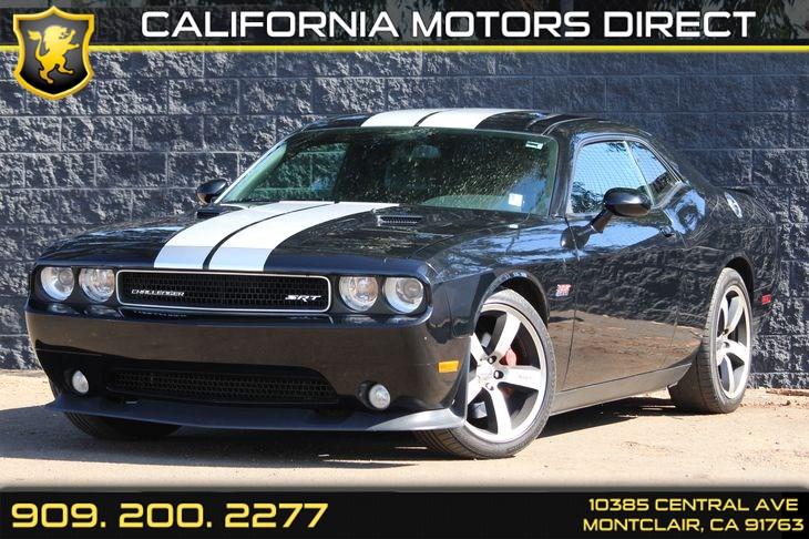 Sold 2012 Dodge Challenger Srt8 392 In Montclair