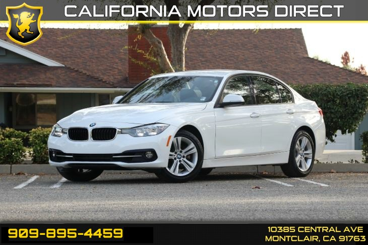2016 BMW 3 Series 328i Sport (BLUETOOTH & BACK-UP CAMERA)
