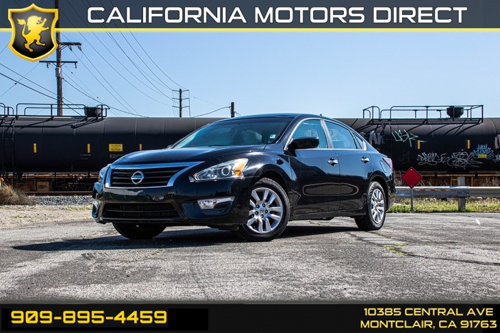 2015 Nissan Altima 2.5 S(BLUETOOTH & BACK-UP CAMERA)