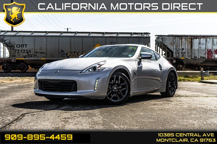 2015 Nissan 370Z (BLUETOOTH & PUSH TO START)