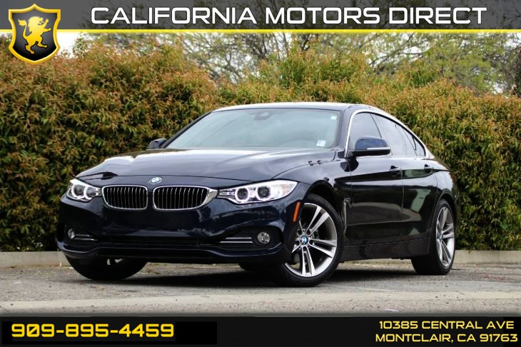 2016 BMW 4 Series 428i GRAN COUPE M-SPORT
