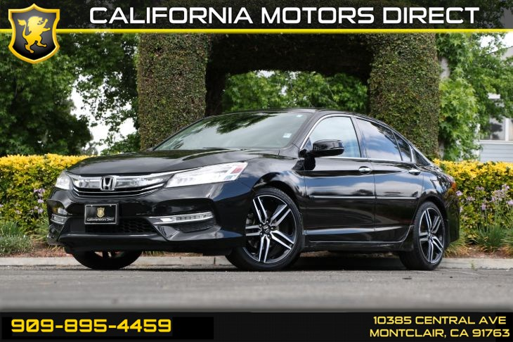2016 Honda Accord Sedan Touring V6
