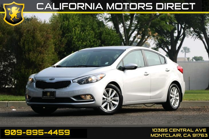2016 Kia Forte LX (POPULAR PKG & BLUETOOTH)
