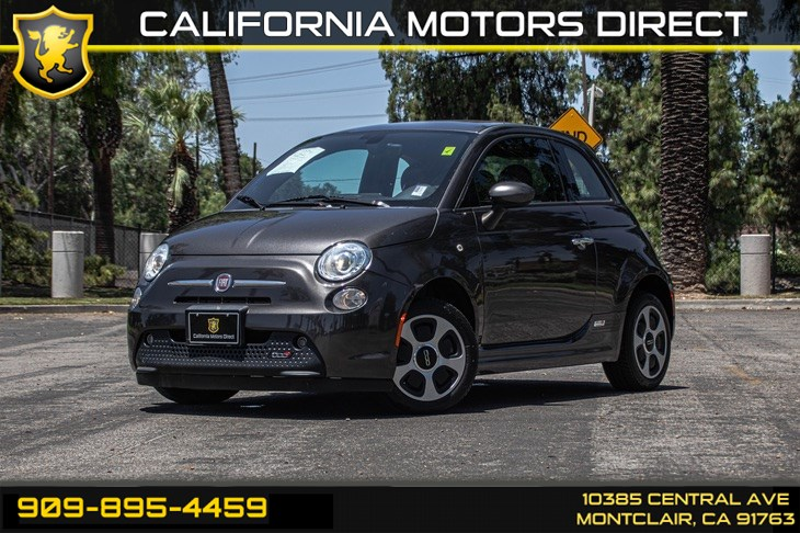 2016 FIAT 500e (NAVIGATION & BLUETOOTH)