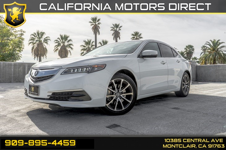 2016 Acura TLX V6 (BLUETOOTH & BACK-UP CAMERA)