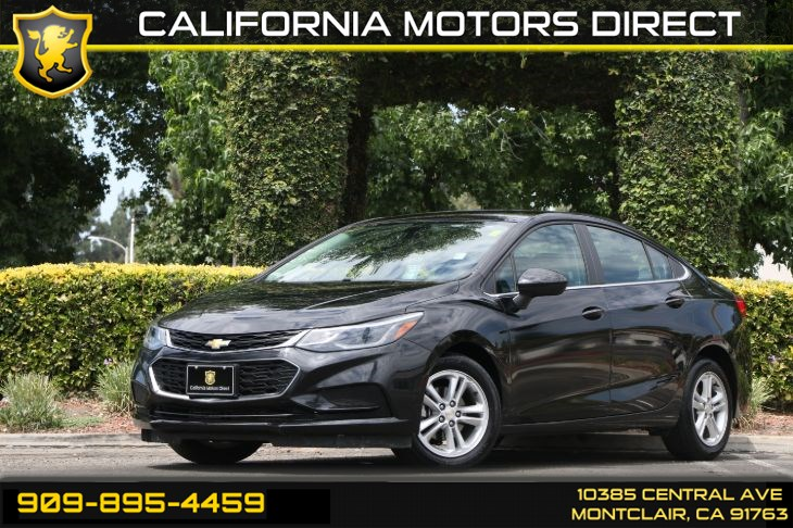 2017 Chevrolet Cruze LT(BLUETOOTH & BACK-UP CAMERA)
