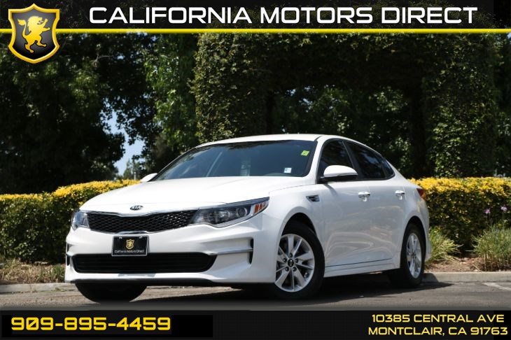 2016 Kia Optima LX (BACK-UP CAMERA & BLUETOOTH)