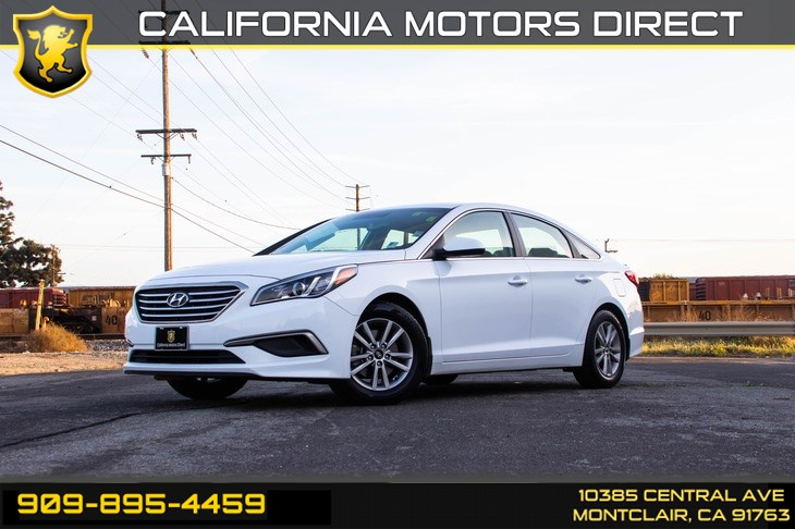 2016 Hyundai Sonata 2.4L SE(BACK-UP CAMERA & BLUETOOTH)