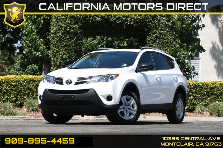 2014 Toyota RAV4 LE(BACK-UP CAMERA & BLUETOOTH)
