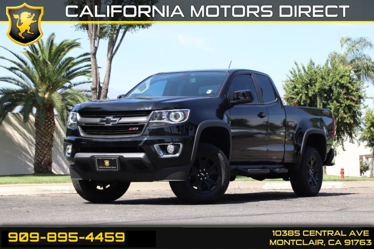2016 Chevrolet Colorado 2WD Z71