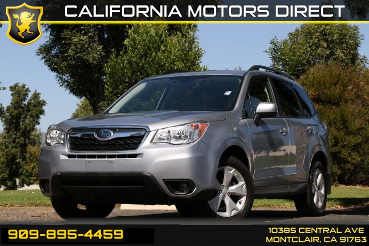 2016 Subaru Forester 2.5i Premium(BLUETOOTH & BACK-UP CAMERA)