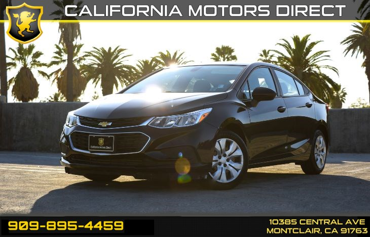 2016 Chevrolet Cruze LS(BLUETOOTH & BACK-UP CAMERA)