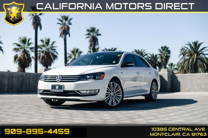 2015 Volkswagen Passat 1.8T Sport PZEV(BLUETOOTH & BACK-UP CAMERA)