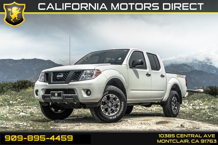 2018 Nissan Frontier Desert Runner(BLUETOOTH & BACK-UP CAMERA)