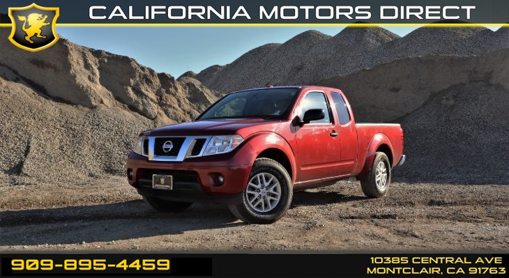 2016 Nissan Frontier SV(A/C & BACK-UP CAMERA)