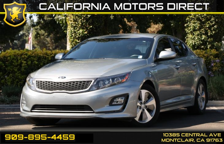 2016 Kia Optima Hybrid EX