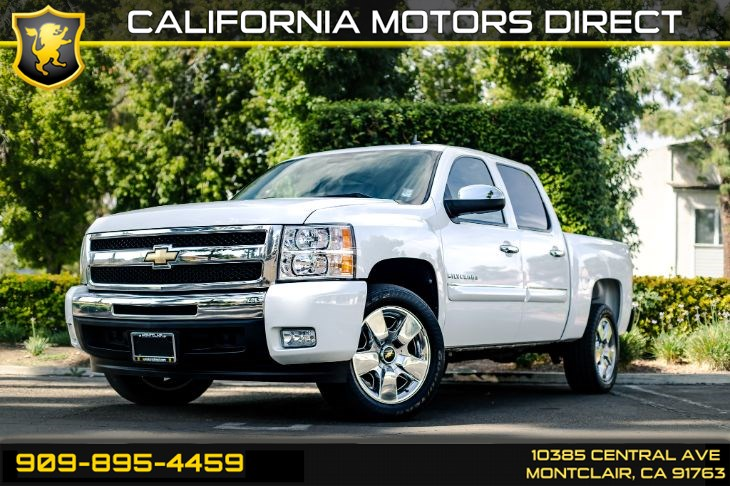 2011 Chevrolet Silverado 1500 LT( SUSPENSION SPORT PKG & TRAILERING PKG)