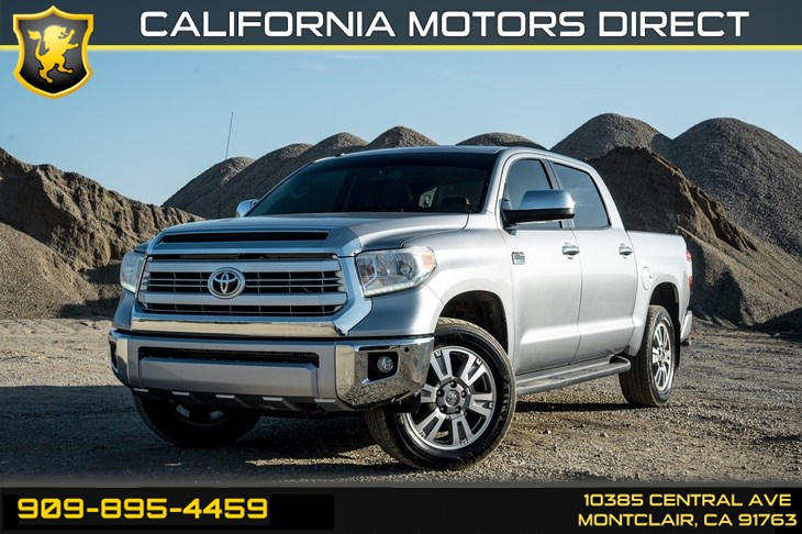 2015 Toyota Tundra 4WD Truck 1794 Edition(BLUETOOTH & BACK-UP CAMERA)
