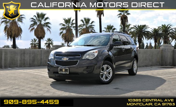 2015 Chevrolet Equinox LT( BLUETOOTH & BACK-UP CAMERA)