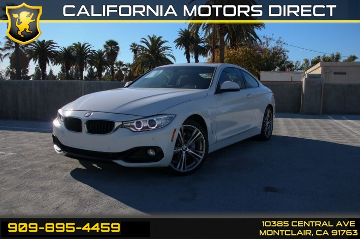 2016 BMW 4 Series 435i(DRIVER ASSISTANCE PACKAGE & NAVIGATION)