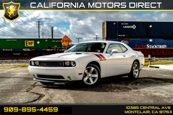 2012 Dodge Challenger R/T Plus (LEATHER & BLUETOOTH)