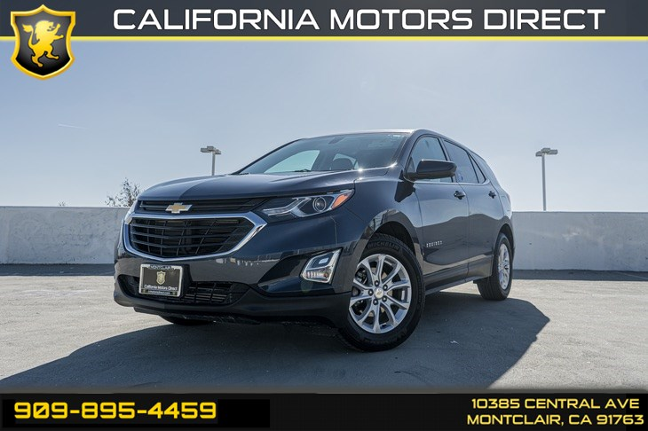 2018 Chevrolet Equinox LT (BACK-UP CAMERA & BLUETOOTH)