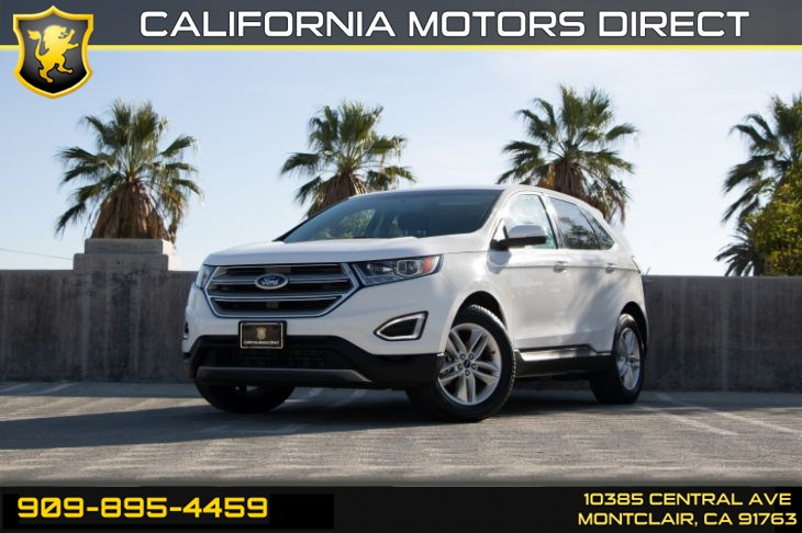 2016 Ford Edge SEL(BLUETOOTH & BACK-UP CAMERA)