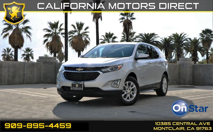 2018 Chevrolet Equinox LT( BLUETOOTH & BACK-UP CAMERA)