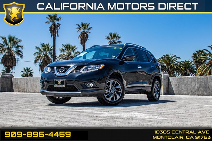 2016 Nissan Rogue SL(BACK-UP CAMERA & BLUETOOTH)