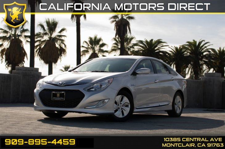 2015 Hyundai Sonata Hybrid (BACK-UP CAMERA & KEYLESS START)