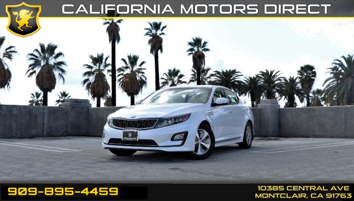 2015 Kia Optima Hybrid (BLUETOOTH & BACK-UP CAMERA)