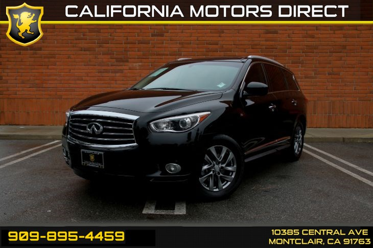 2015 INFINITI QX60 (PREMIUM PACKAGE & SUNROOF)