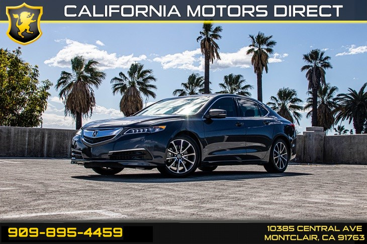 2015 Acura TLX V6 (BLUETOOTH & SUNROOF)