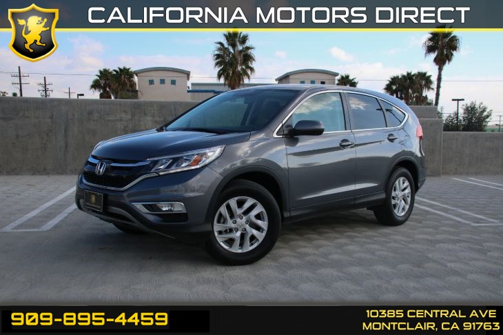 2016 Honda CR-V EX (SUNROOF & BACK-UP CAMERA)
