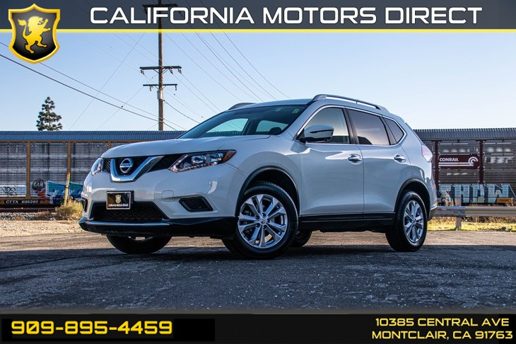 2016 Nissan Rogue SV (BACK-UP CAMERA & NAVIGATION)