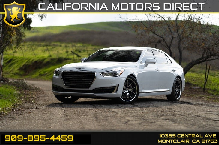 2017 Genesis G90 3.3T Premium(SUNROOF & BACK-UP CAMERA)