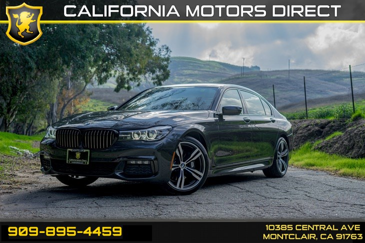 2016 BMW 7 Series 740i(BACK-UP CAMERA & BLUETOOTH)