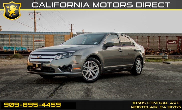 2012 Ford Fusion SEL (BLUETOOTH)
