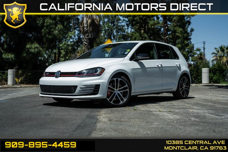 2017 Volkswagen Golf GTI S (BACK-UP CAMERA & BLUETOOTH)