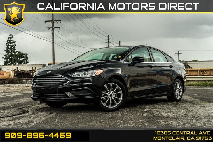 2017 Ford Fusion SE (BACK-UP CAMERA & TELEMATICS)