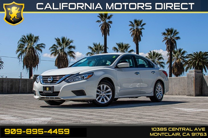 2016 Nissan Altima 2.5 S (BACK-UP CAMERA & BLUETOOTH)