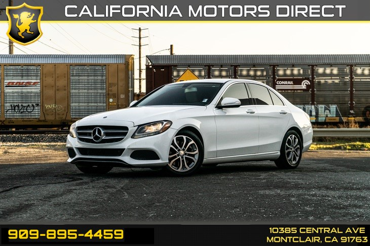 2015 Mercedes-Benz C 300 Sedan(TURBOCHARGED & BLUETOOTH)
