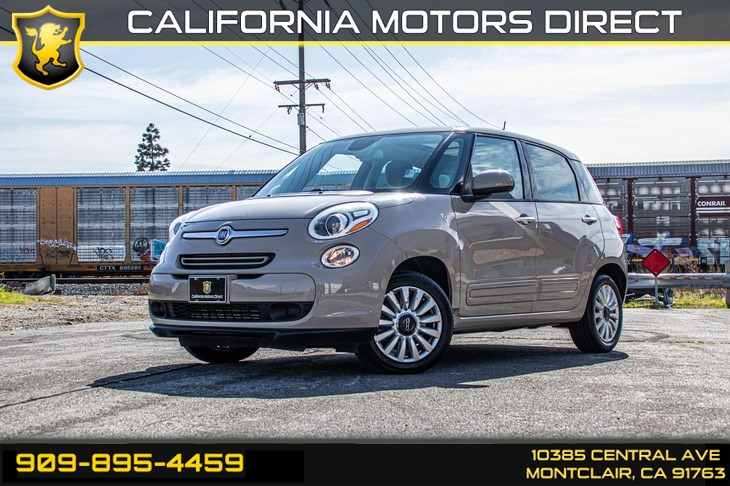 2014 FIAT 500L Easy (BACK-UP CAMERA & BLUETOOTH)